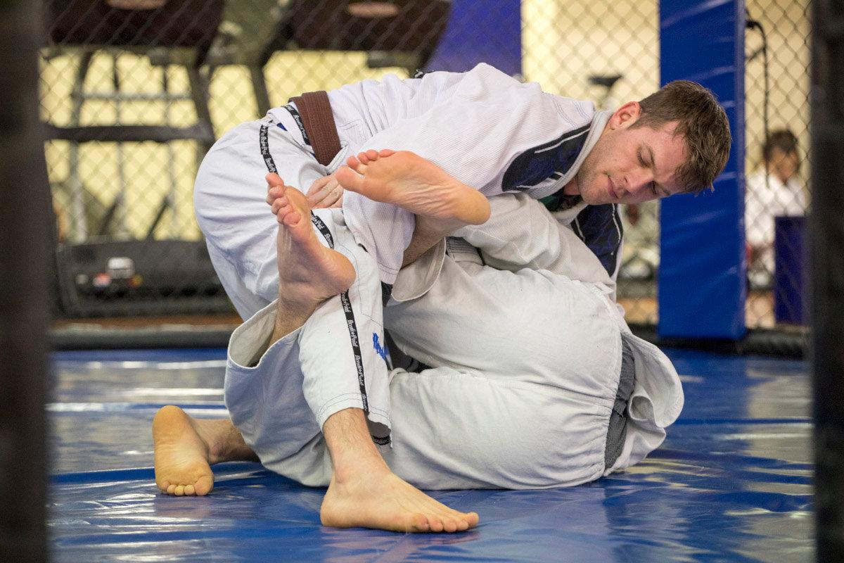Private BJJ/MMA Lesson