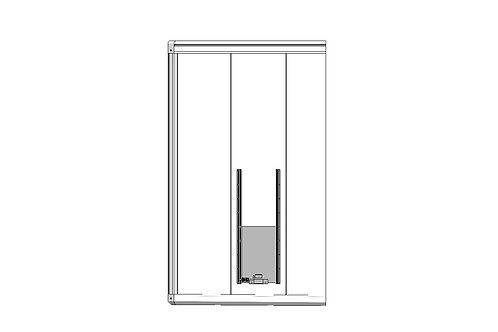 Smoothflow Sample Door and Frame