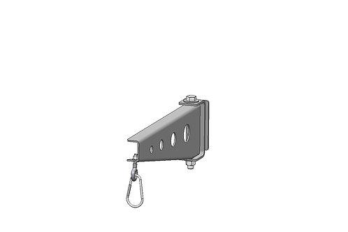 Front Wall Hose Hanger