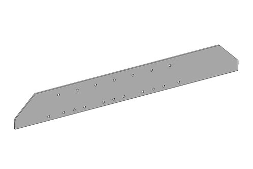 Front Side Rail Doubler