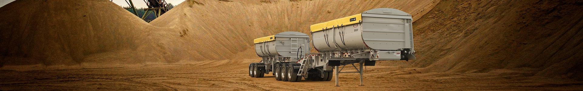 TYCROP ConveyOre Mining Trailer