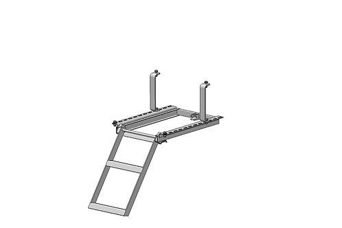 Step Ladder Assembly