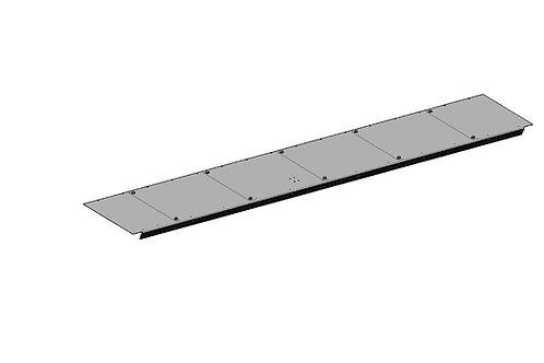 Standard 53' Walking Floor Tarp - Gen 2