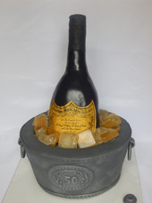 Balde de champagne