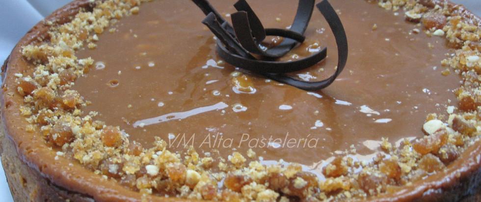 Torta porteña (Cheesecake de D