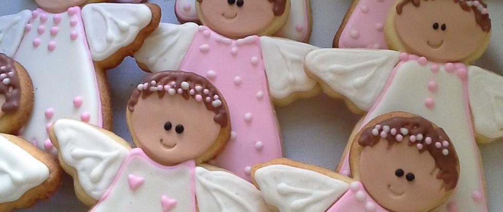 Cookies angelitos