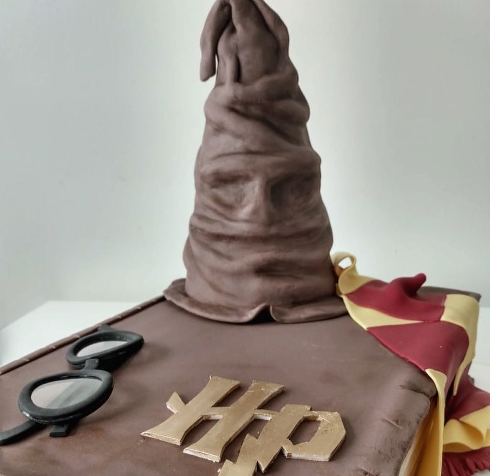 Torta Harry Potter