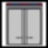 Puertas tipo trailer