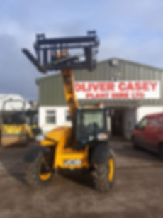 6 Meter Loadall Cork, 6 Meter Teleporter Cork, Mini Loadall Cork, Forklift Cork, JCB 525-60,JCB Cork,Jcb Mallow,
