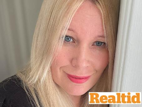 """Realtid: Therese Nyrén tror på stark börs: """"Finns inte så många andra investeringsalternativ just nu"""