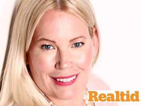 Realtid: Therese Nyrén ska förvalta livsstilsfond hos AIFM