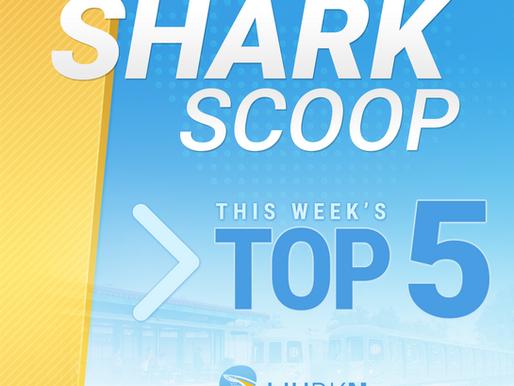 Shark Scoop | March 12, 2021