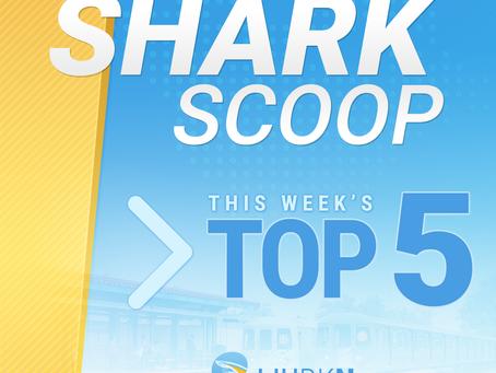 Shark Scoop - March 19, 2021