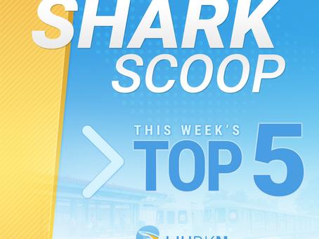 Shark Scoop - April 2, 2021