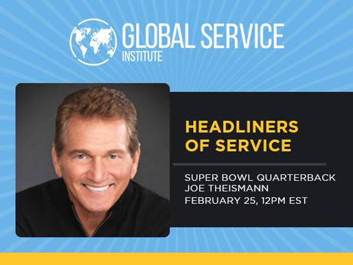 Legendary QB Joe Theismann Discusses Leadership & Challenges in LIU Exclusive Interview