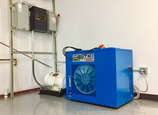 NEW Air Compressor READY!