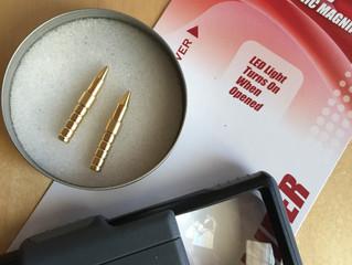 Phoenix Airgun Club Receives Official USARB Scoring Plugs!