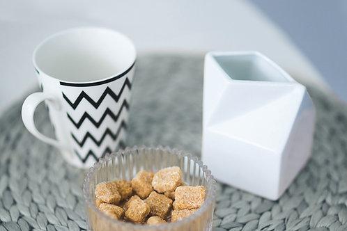 Koffie, thee kaart