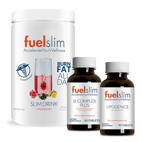 Fat Burner, Metabolic Boost, Energy Boost