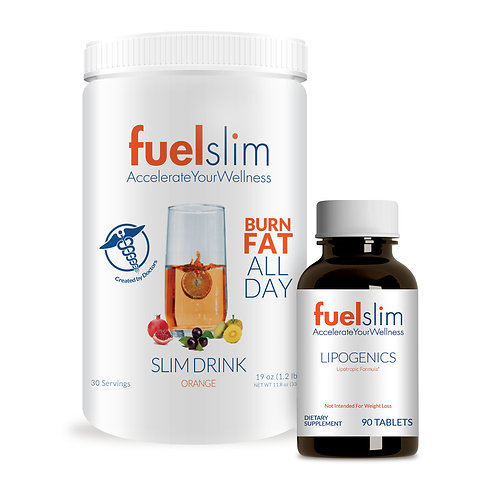 Fat Burner & Metabolic Boost