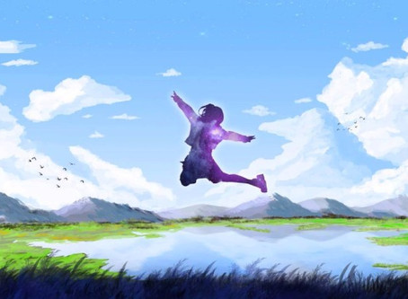 Soaring from song