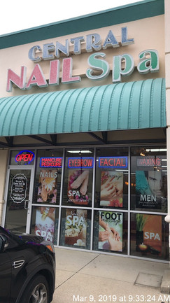 Front Central Nails Spa