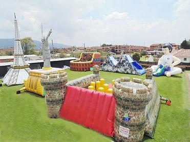 Parques inflables