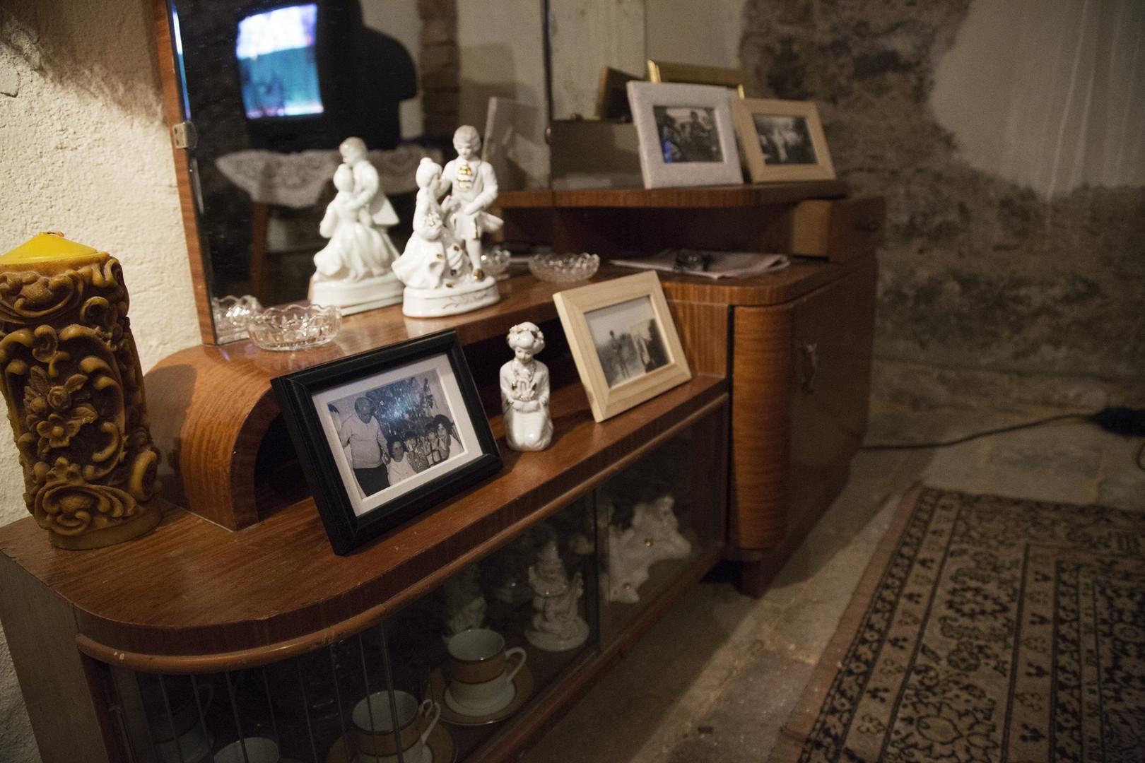 Installation in NOV Gallery, Pardubice