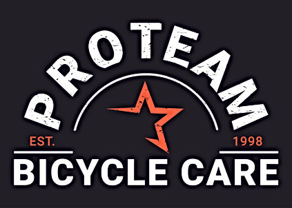 Proteam Bicycle Care - Original logo- bl