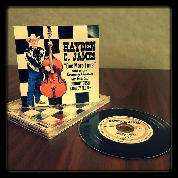 HaydenCJames CD