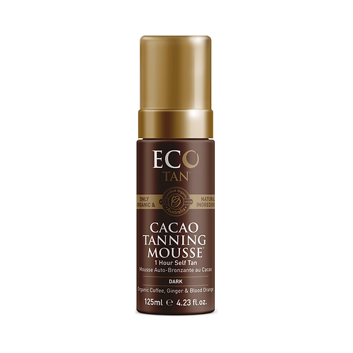 Eco Tan Cacao Firming Mouse 125ml