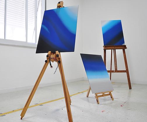 Abstract Blues V, VI e VII