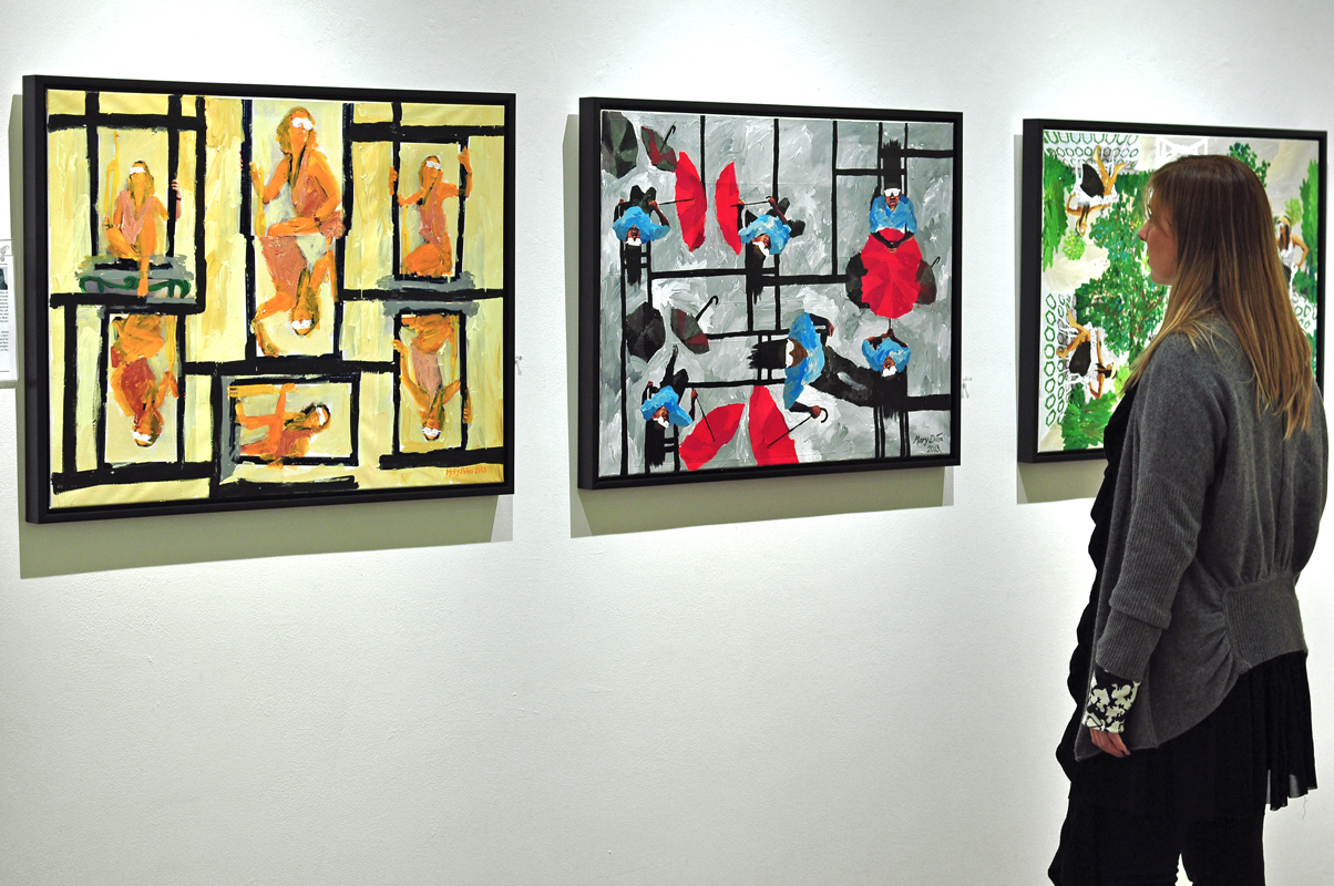 artist Mary Dutra