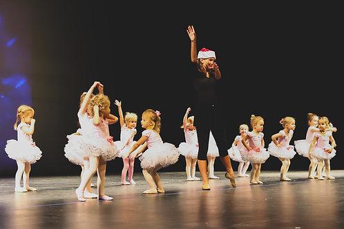 Pre-Ballet 1D S2020 (ages 2-3) 5-5:30 PM Fridays
