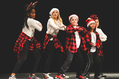 Boys and Girls Hip Hop S2020 (ages 9 and up) 5:45pm Fridays