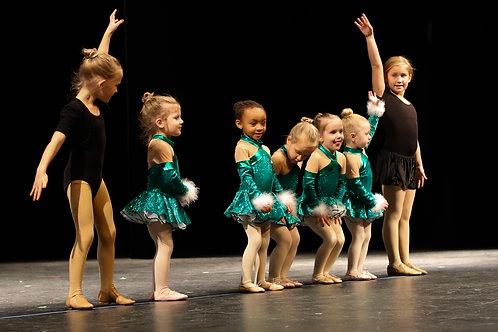 Pre-Ballet 1B S2020 (ages 2-3) 11-11:30 AM Thursdays