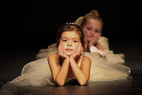 Pre-Ballet 2B S2020 (ages PreK-K) 6:15 PM Thursdays