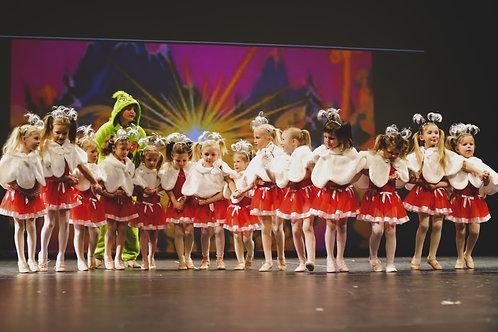 Pre-Ballet 2A S2020 (ages PreK-K) 6 PM Mondays