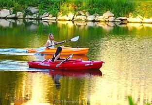 Frankenmuth Kayak Adventure
