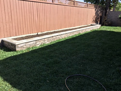 Raised Planter & Natural Grass3