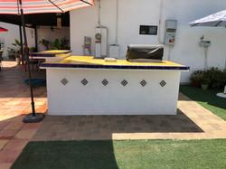 BBQ Installation
