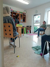 Themen Café, Heimat Erlangen