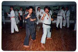 Grandmaster Camilo i Lex San Pai