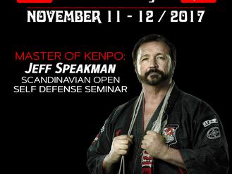 Jeff Speakman's Kenpo Seminar