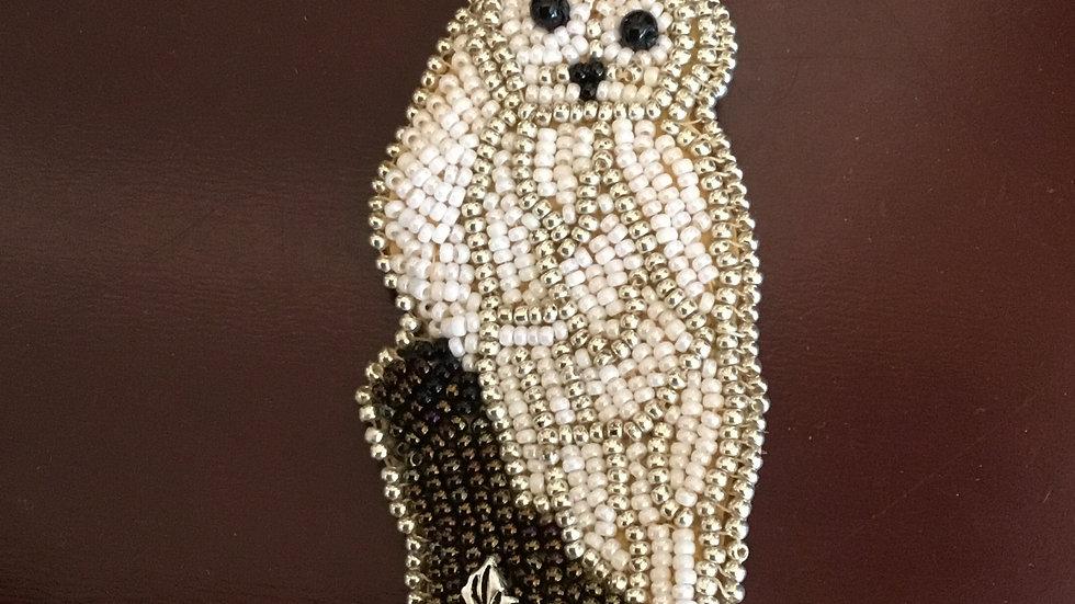 Snow owl/ Arphan des neiges