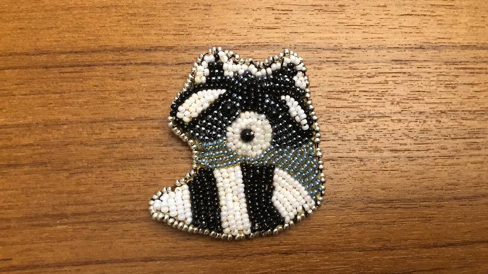 Raccoon/ Raton Laveur