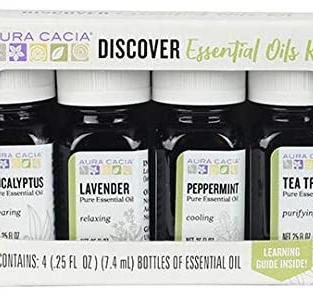 Aura Cacia Essential Oils Kit