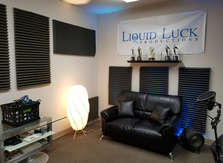 Our First Studio!