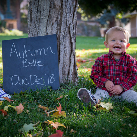 One More For the Road: A Last Trimester Maternity Shoot