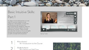 Basic Intuitive Skills Part 1